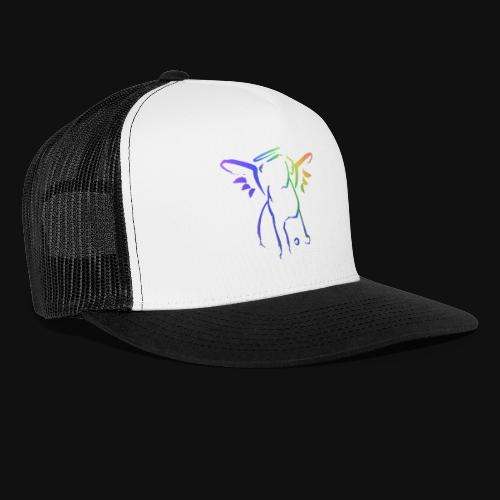 Angel Pup - Trucker Cap