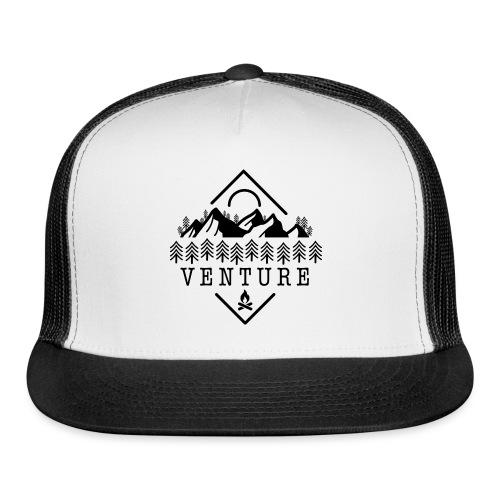 Venture Van Life / Travel Canada / Rocky Mountains - Trucker Cap
