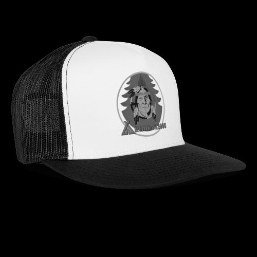Archigantegou Black & White - Trucker Cap