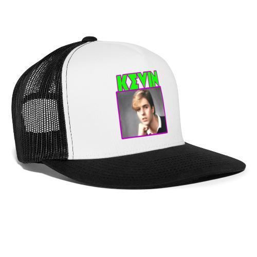kevin shirt 1 - Trucker Cap
