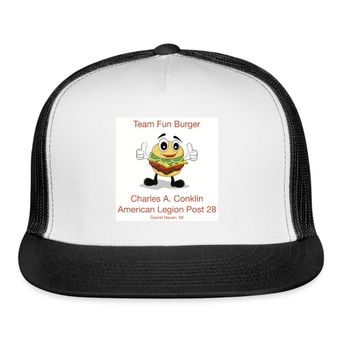 Team Fun Burger - Trucker Cap