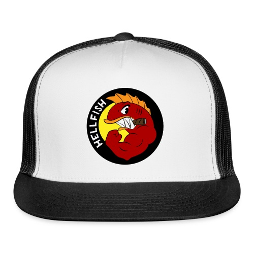 Hellfish - Flying Hellfish - Trucker Cap