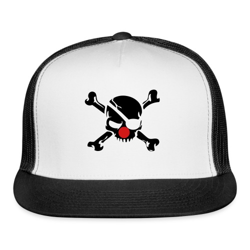 Jolly Roger Clown - Trucker Cap