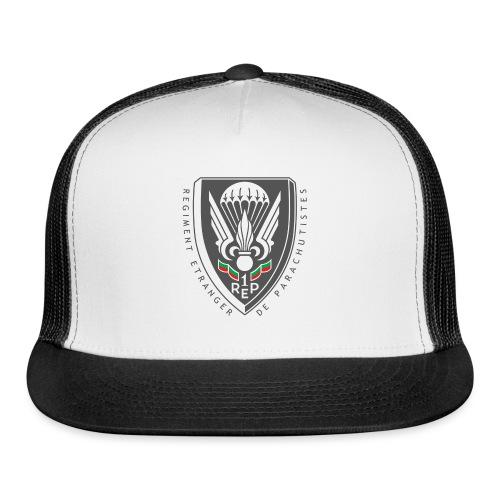 1er REP - Regiment - Badge - Dark - Trucker Cap
