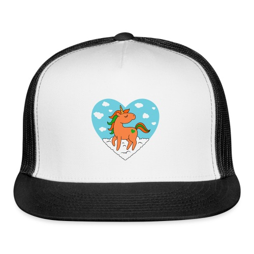 Unicorn Love - Trucker Cap