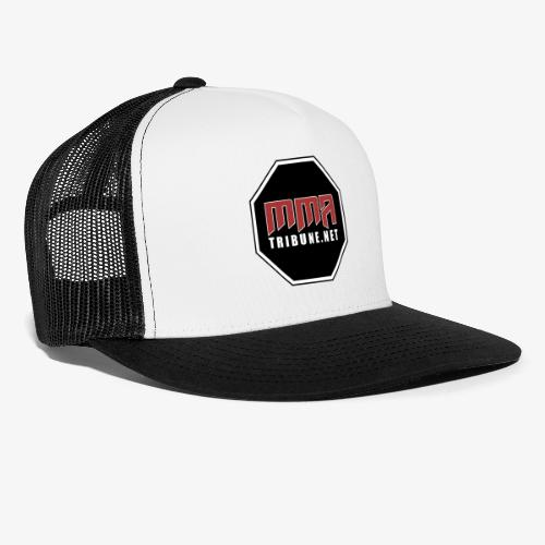 MMATribune.net Octagon logo - Trucker Cap
