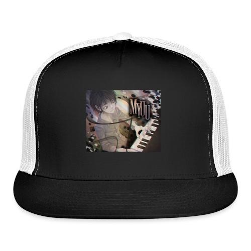 Dark Piano 1 - Trucker Cap