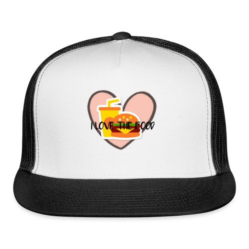 Food - Trucker Cap