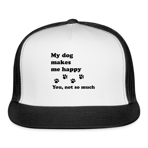 love dog 2 - Trucker Cap