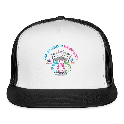Show Your Stripes for Rare Disease Day! - Trucker Cap