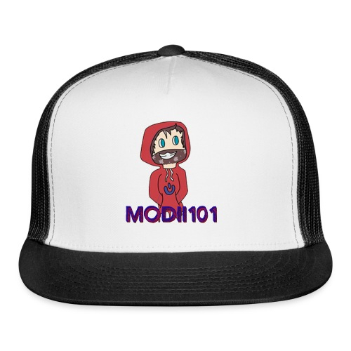 MODII FACE FINAL - Trucker Cap