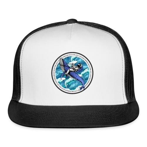 Astronaut Whale - Trucker Cap