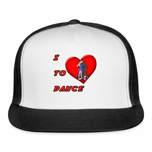 I Heart Dance - Trucker Cap