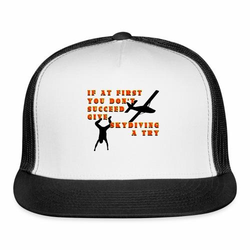 Try Skydiving - Trucker Cap