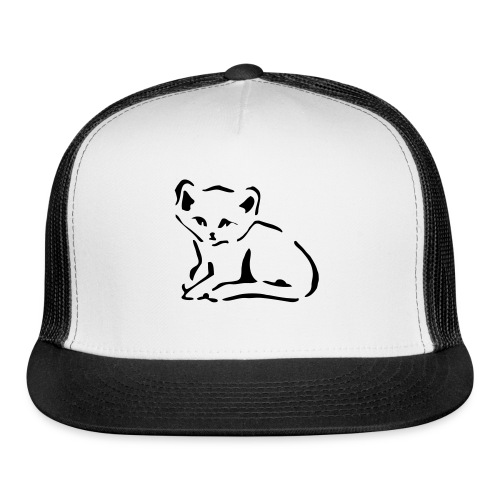 Kitty Cat - Trucker Cap