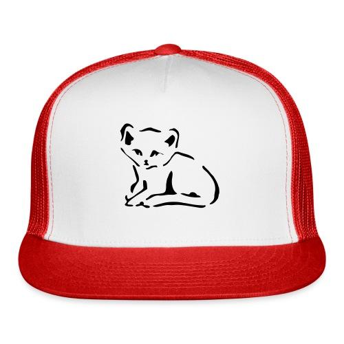 Kitty Cat - Trucker Cap