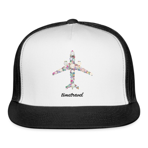 Time To Travel - Trucker Cap