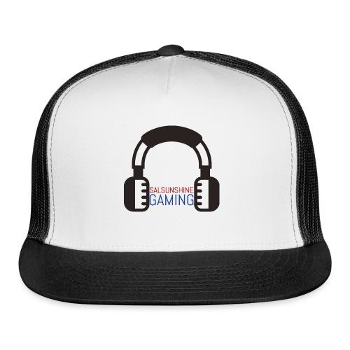 SALSUNSHINE GAMING LOGO - Trucker Cap