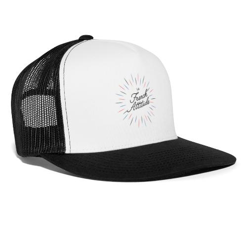 la french attitude logo - Trucker Cap
