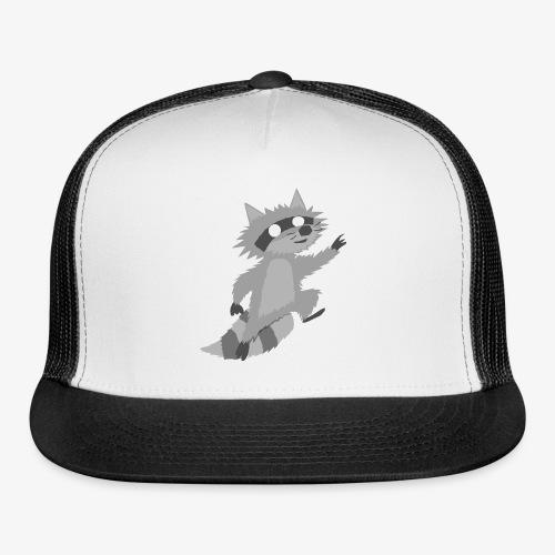 Raccoon - Trucker Cap
