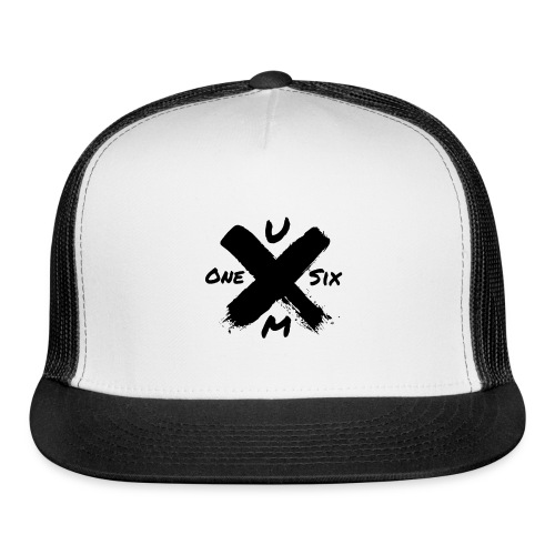 Emblazon'd Logo - Trucker Cap