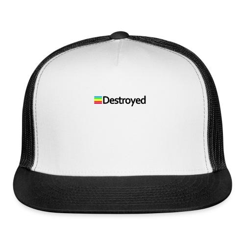 Polaroid Destroyed - Trucker Cap