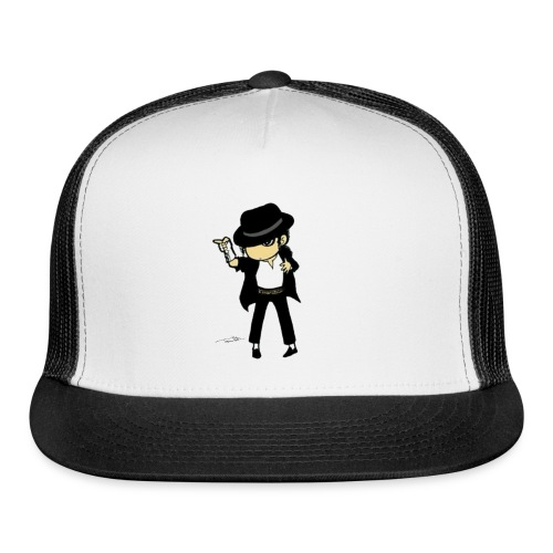 KOP Vector Art - Trucker Cap