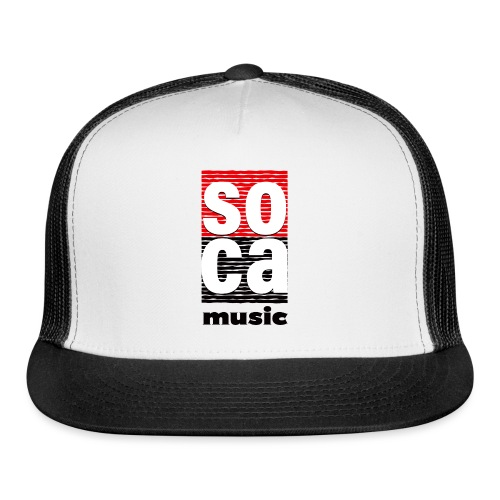 Soca music - Trucker Cap