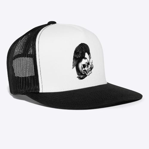 Skull Crow - Trucker Cap