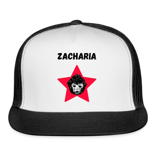 transparaent background Zacharia - Trucker Cap