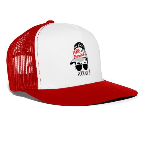 Moms and Baseball - Trucker Cap