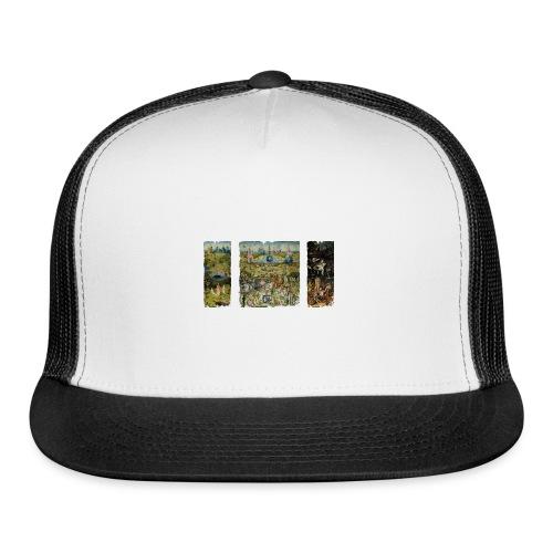 Garden Of Earthly Delights - Trucker Cap