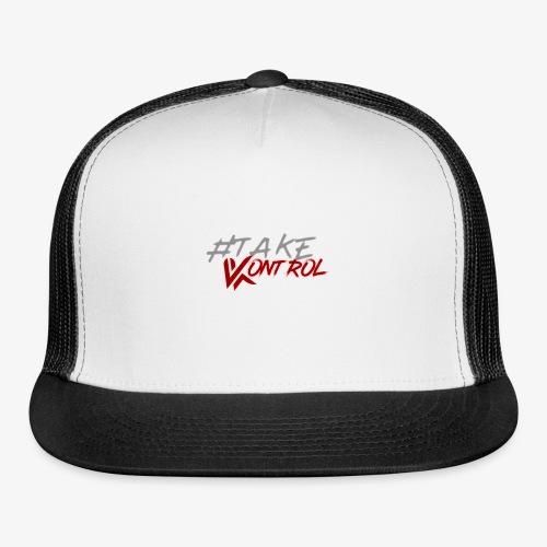 #TakeKontrol Logo - Trucker Cap