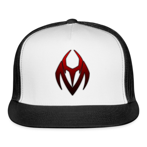 YM logo faded red - Trucker Cap