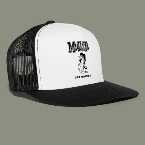 mulletmain black - Trucker Cap