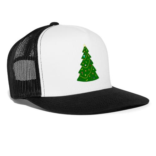 Christmas Tree For Monkey - Trucker Cap