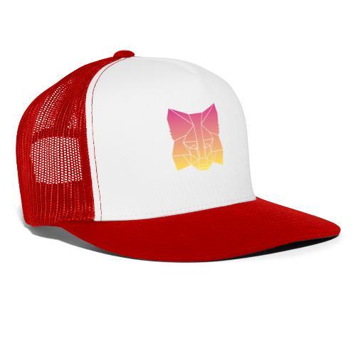 Sunset Fox - Trucker Cap