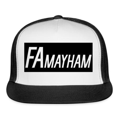 FAmayham - Trucker Cap