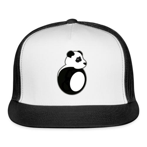 Tan Panda - Trucker Cap