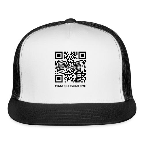 back_design9 - Trucker Cap