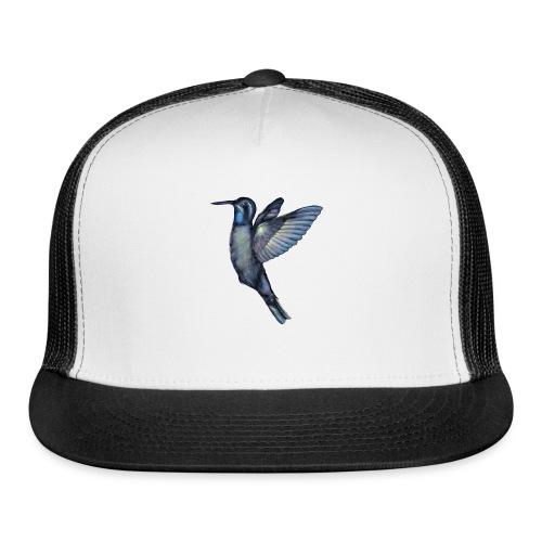 Hummingbird in flight - Trucker Cap