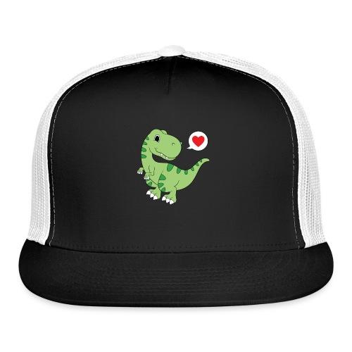 Dinosaur Love - Trucker Cap