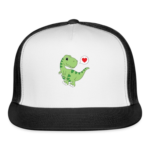 Dinosaur Love - Trucker Cap