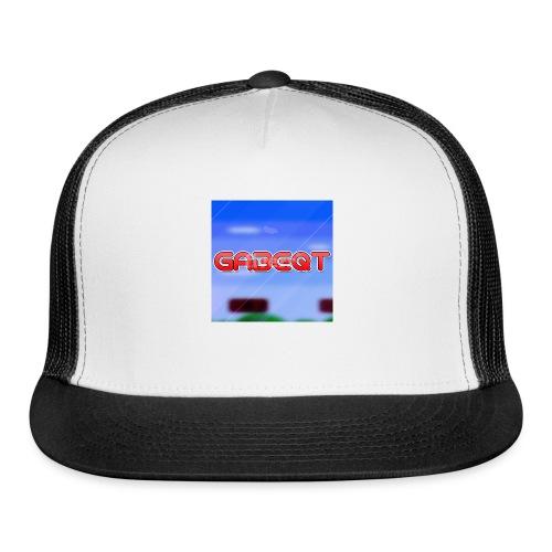 Gabeqt logo - Trucker Cap