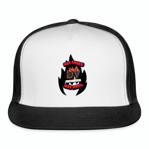 Hot Sauce Hot Damn - Trucker Cap