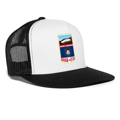Utah - Moab, Arches & Canyonlands - Trucker Cap