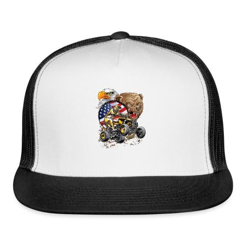 Motocross ATV USA - Trucker Cap