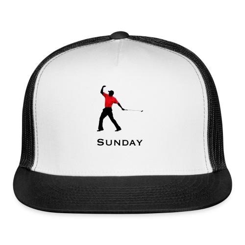 Sunday Red - Trucker Cap
