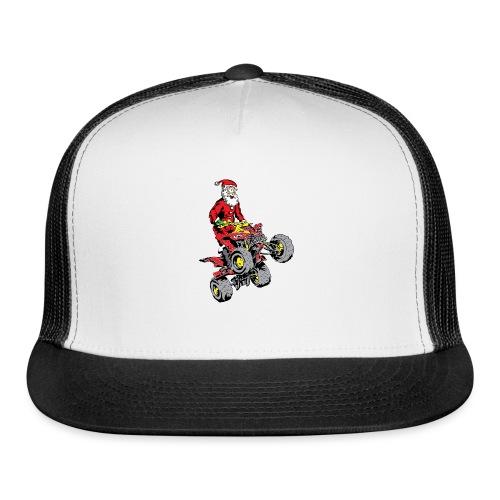 Santa Quad ATV - Trucker Cap
