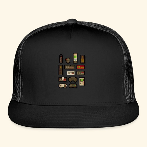 pixelcontrol - Trucker Cap